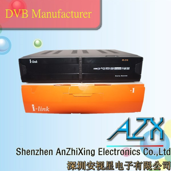 hot sell digital decoder ilink 210 satellite tv(China (Mainland))
