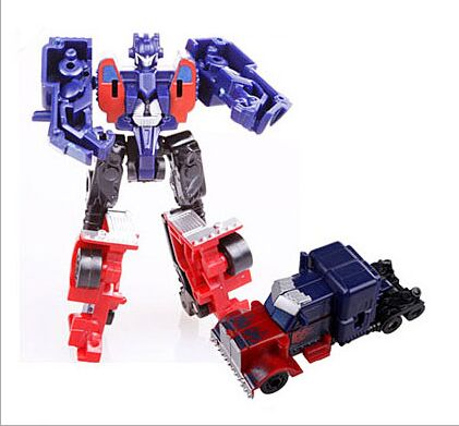 Гаджет  1PCS Toys & Hobbies Big Size Transformation Robot Model Movie  Bumblebee Optimus Prime Action Figures Classic Toys for Children None Игрушки и Хобби