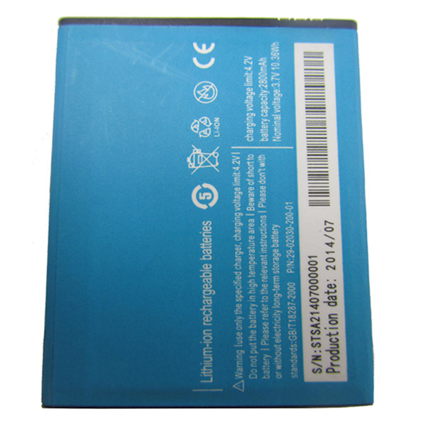extra battery for Lenovo phone S820t S960t for HUAWEI 3CW(China (Mainland))