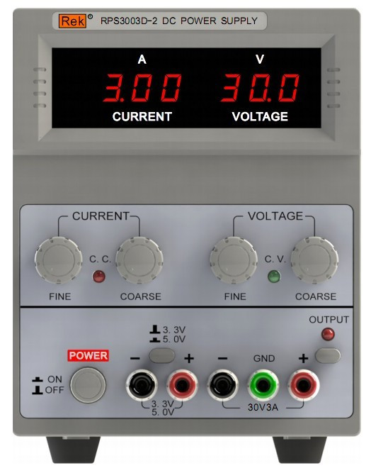 Фотография DC Power Supply RPS3003D-2 Generator Withstand voltage tester Pressure Hipot tester Resistance Electronics Parameter Audio