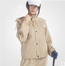 Golf Style burberry_ men Women Rain Coat Pants Outdoor Jacket Waterproof Burbe rry Women Girls Clothes Breathabe Motorcycle
