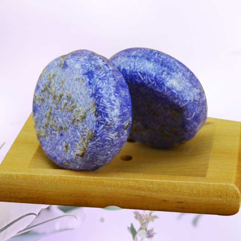 organic soap lavender natural soap handmade Anti-Off Itching Anti-Hair Loss Nourishing Oil Control Smooth Repair Hair Scalp