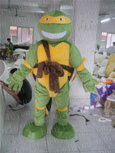 best material Teenage Mutant Ninja Turtles mascot costume halloween costumes party costume dinosaurs fancy dress christmas gift