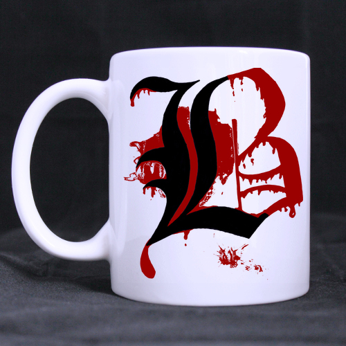 Custom Death Note Symbol Cool Customize Beer Coffee Mug Personalized