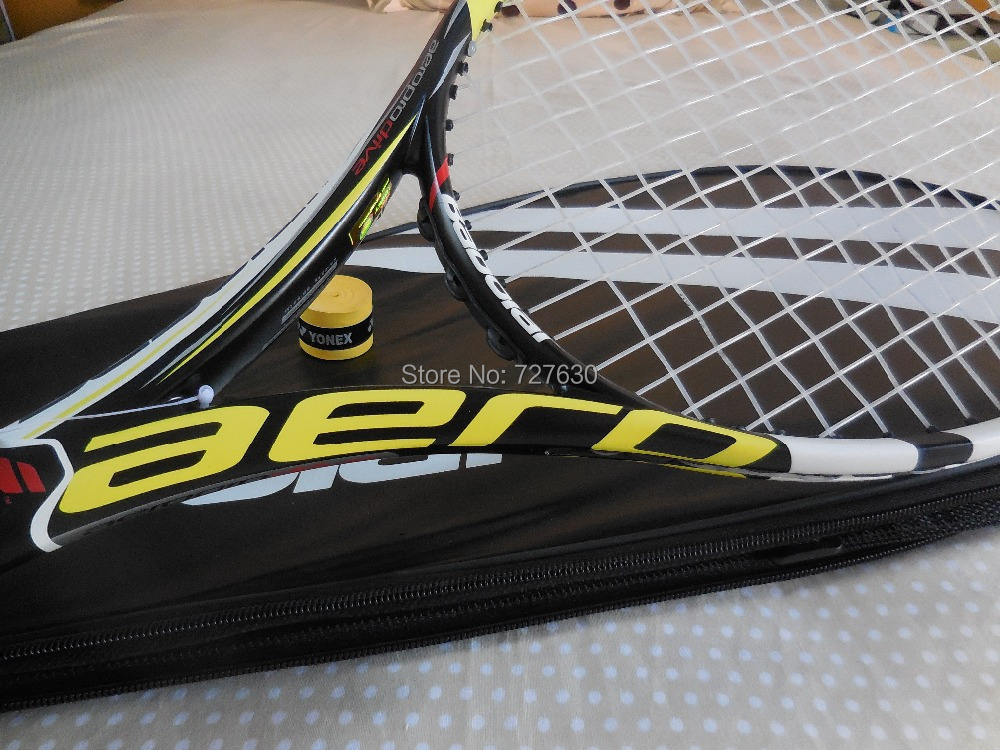 Hot seller !! New Aero Pro Drive GT Nadal Racket Tennis racquets racquet Actual picture Free shipping(China (Mainland))