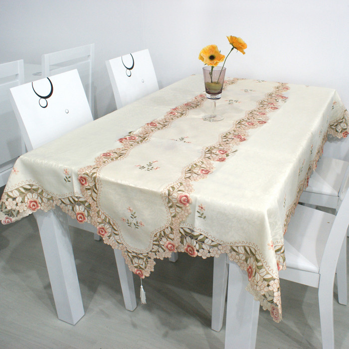 Rustic Dining Table Cloth Table Runner Tablecloth Placemat Table