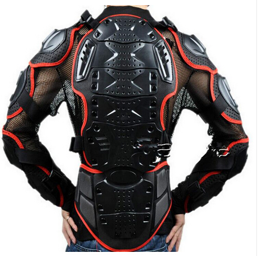 Newest Motorcycles Armor Protection Motocross Jacket Protector Moto Cross Chest Back Protector ProtectiVe Gear two color(China (Mainland))