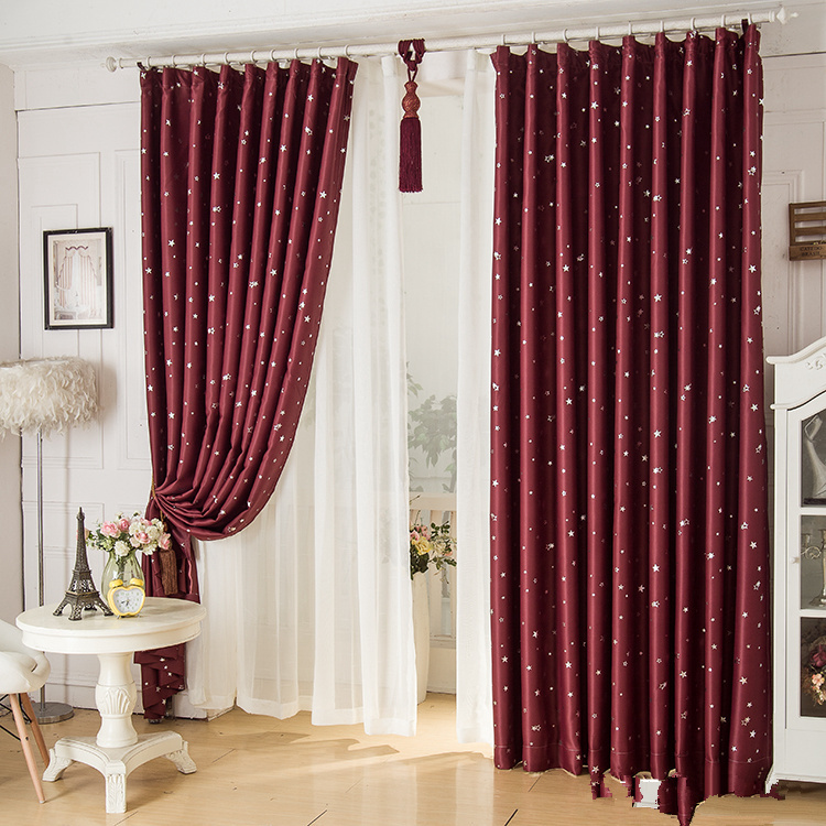 Curtains for picture more detailed picture about curtain for Cortinas para living