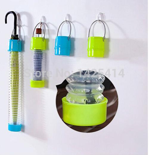 Убирающийся зонтик ёмкость стойка, Автомобиль для дома подвесной зонтик баррелей, 169 g / piece, В семья товаров первой необходимости