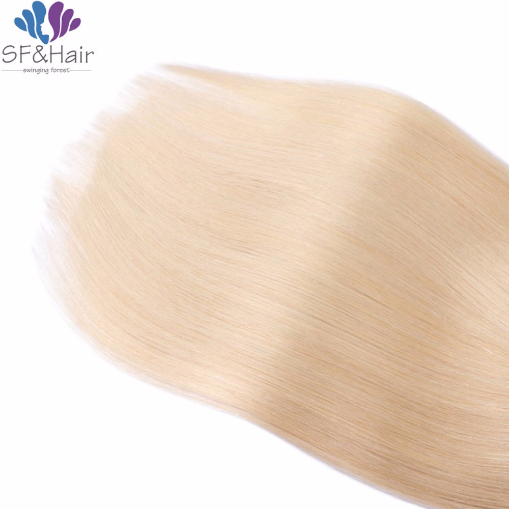 Good Cheap Honey Blonde Brazilian Hair Weave 3 Pcs Brazilian Virgin Hair Straight Bundles Dark Roots 613 Virgin Hair Extension
