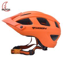 MOON Professional Cycling Helmet Casco Ciclismo Integrally-molded Bicycle Helmet Road Mountain MTB Carbon Bike Helmet