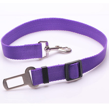 High Quality Universal Nylon Dog Seat Belt Seatbelt Harness Leash Clip Pet Dog Car Belt Security Keep Your Dog Safe When Drives(China (Mainland))