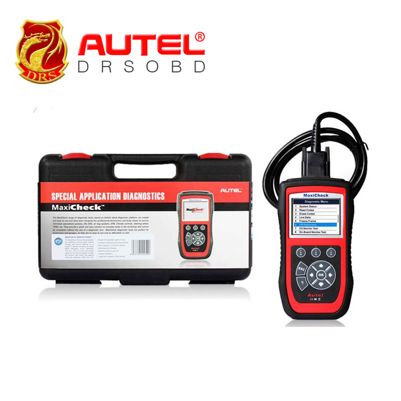 100% Original Specialized Systems Diagnostic Scan tool AUTEL MaxiCheck Pro ABS/SRS/TPMS/Oil Service/EPB/DPF/SAS sensors reset(China (Mainland))
