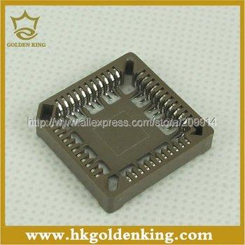 20pcs   PLCC68  Socket  Adapter  SMD IC Socket  68 Pin PLCC Converter  Free Shipping