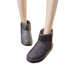 2015 nueva llegada otoño invierno mujer nieve caliente botas moda mujeres zapatos planos tacones de plataforma botas de invierno cálido BT44(China (Mainland))