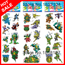 3d Cartoon Teenage Mutant Ninja Turtles wall sticker,Teenage Mutant Ninja Bubble stickers Kids Classic toys decor sticker(China (Mainland))