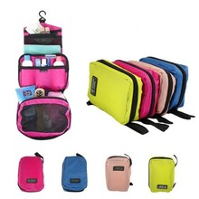 Travel Cosmetic Kit For Men Women Supplies bags Storage Multifunction large-capacity portable wash bag admission package Hook up