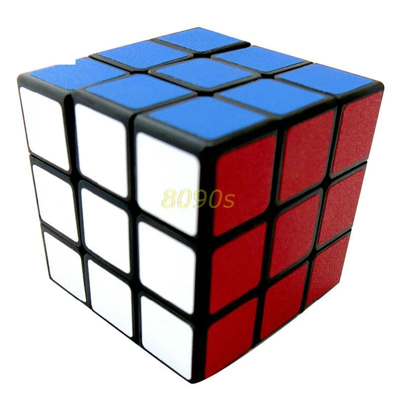 New brand Professional 57mm shengshou sujie 50pcs 3x3x3 magic cube dropshipping hot selling items Twist Magic Square Cubo(China (Mainland))