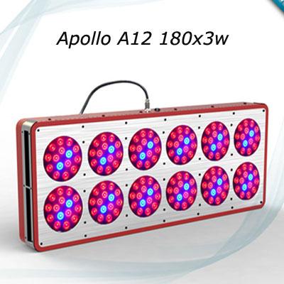 Professional plant grow light 540w Apollo 12 grow light led 180x3w Epistar grow chip AC85-265V led growlight for boxing tent(China (Mainland))