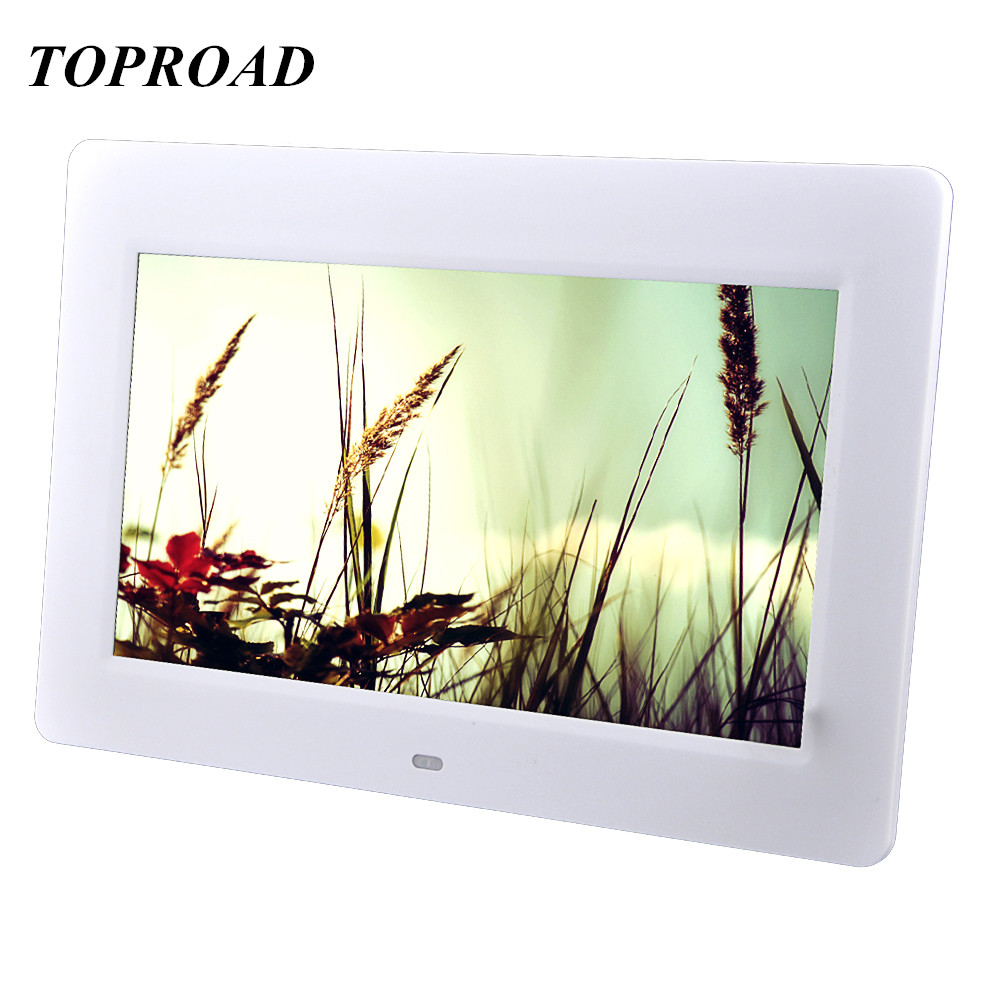 10.1 Inch TFT LED Screen Digital Photo Frame HD 1024*600 Displsy Movies MP3 MP4 Player with Remote Control Support Micro SD MMS <br><br>Aliexpress