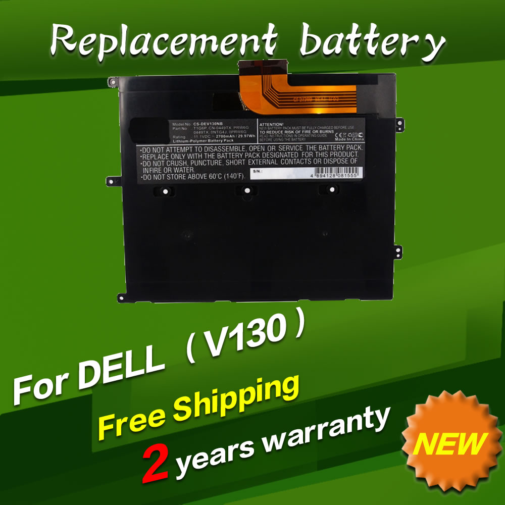0PRW6G Laptop Battery OPRW6G PRW6G For Dell 0449TX 0NTG4J 312 8479 V130 V1300 T1G6P for Vostro