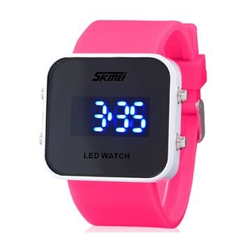 women fashion waterproof LED good quality factory directly sale hot sale discount designer watches sports fishing LED watches(China (Mainland))