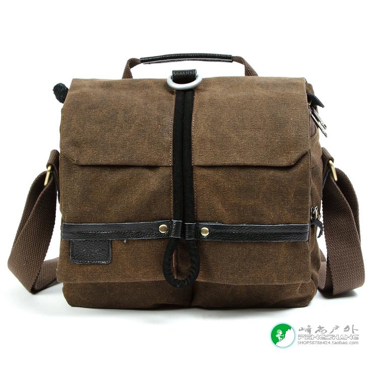 2015 New arrival one shoulder cross-body bags 60d 70d 600d 700d d90 d7000 d5100 d3100 d610 fashion canvas slr camera video bag(China (Mainland))