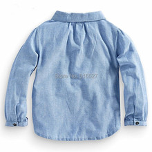 2015 New Baby Girl Clothing Clothes Set Children Clothes Suit Top T shirt Pants suits Free