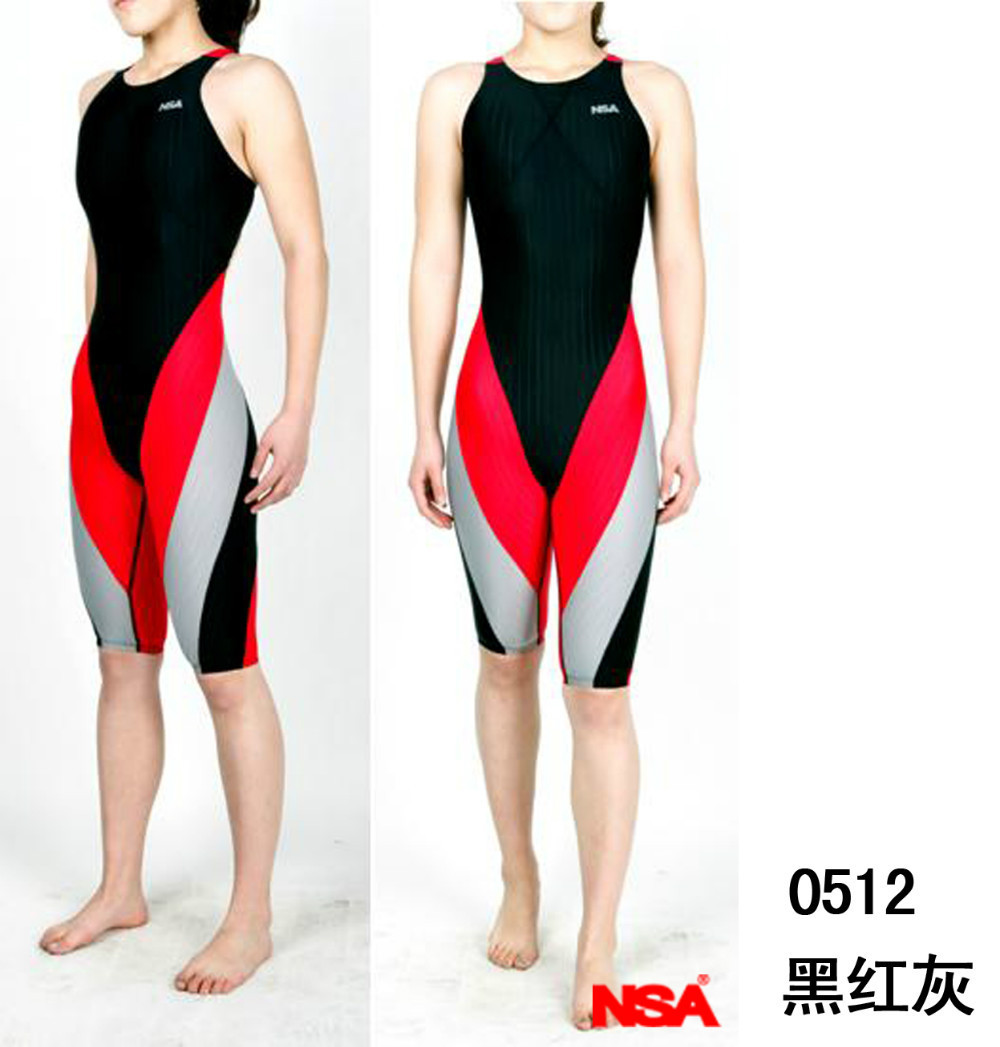 NSA competition knee length diving suit  women training &amp; racing swimwear one piece waterproof cycling suit lady triathlon suit<br><br>Aliexpress