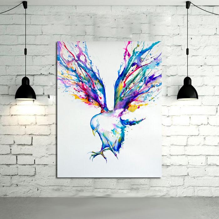 Bird Canvas  eBay