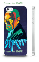 Mobile Phone Cases Retail 1pc breaking bad Protective White Hard Case For Iphone 4 4S Free Shipping