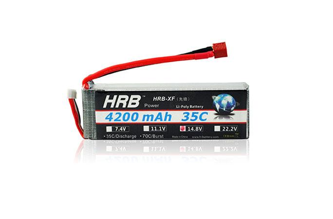 Free shipping lion 14.8V 4200MAH 35C 4S max 60C battery packs lipo batteries akku bateria batterie 10pieces/lot(Hong Kong)