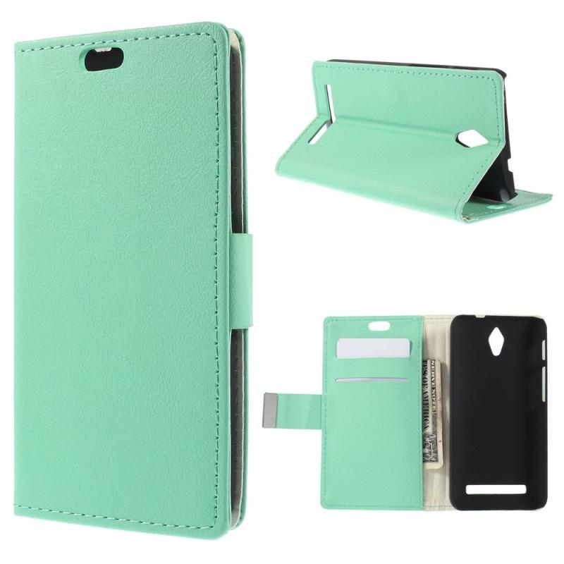 for ASUS ZenFone C ZC451CG Folio Leather Wallet Stand Case for Asus Zenfone C ZC451CG