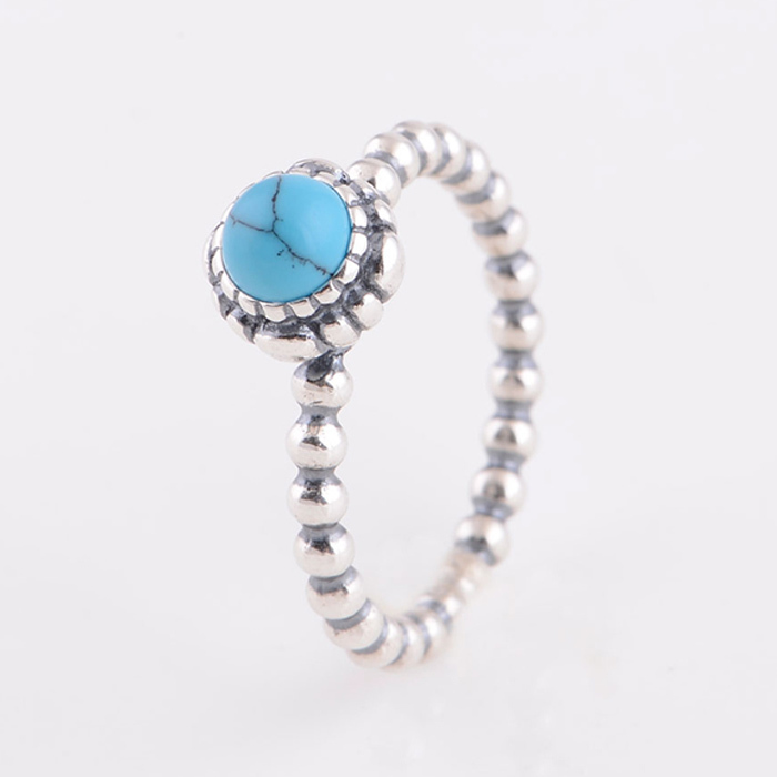 Cheap Sterling Silver Turquoise Rings