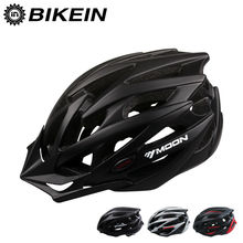 Buy BIKEIN MOON Ultralight Road Bike Cycling Helmet Breathable Integrally-molded Mountain Bicycle Helmet MTB Safety Visor 21 Holes for $26.99 in AliExpress store