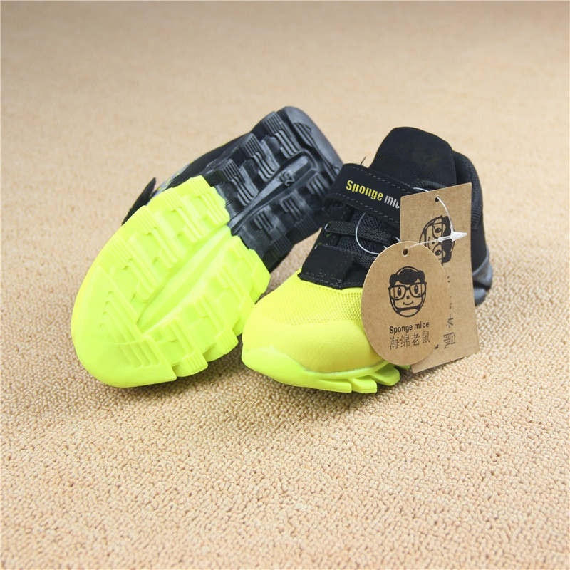 sponge mice Children Shoes,Sport Kids Shoes Boys,Boys Shoes For Girls,Wearable Girls Trainers Kids, Child outdoor casual shoes(China (Mainland))