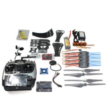 Buy F14892-C DIY RC Drone Quadrocopter ARF X4M360L Frame Kit GPS APM 2.8 AT9 TX Frame Kit for $209.29 in AliExpress store