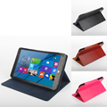 Business Style Utra Thin Flip Leather Cover Case for PIPO W5 Tablet PC Folding Stand Magnetic