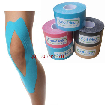 2014 600pcs Elastic Bandage Sports Tape Multicolour Plastic Applique 3.8cm 5m Surgical Dressing for Hospital Wound Care Shop