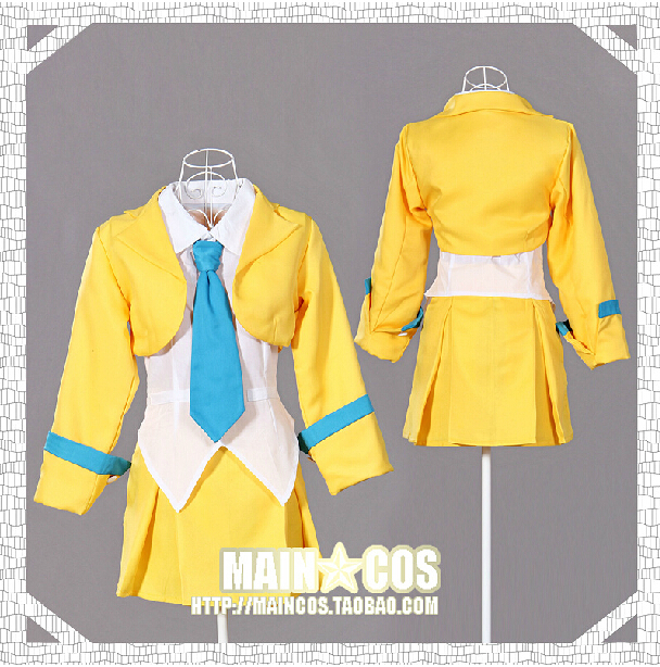 Customized From Anime Phoenix Wright Ace Attorney Athena Cykes Cosplay Costume Whole Set