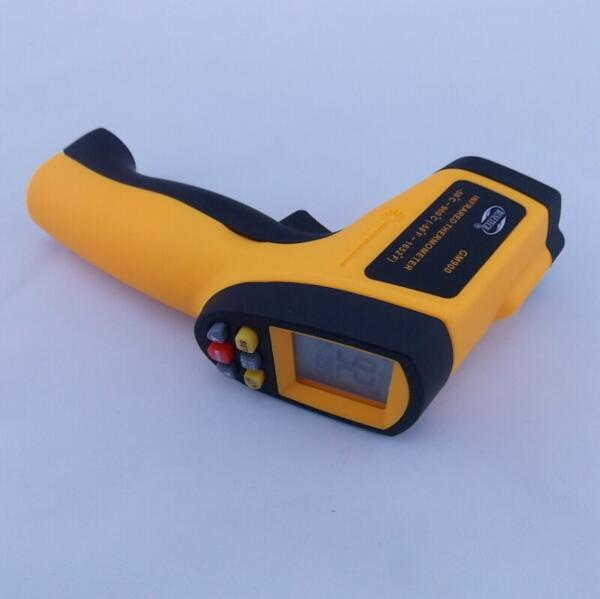 Infrared thermometer GM900 non contact Digital infrared thermometer with laser -50~900C -58~1652F degree