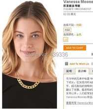 Gold Chain Simple Necklace