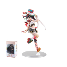 Love Live kimono Nico Yazawa Alter 1/7 School idol Project Japanese Anime Action Figure Toys 25cm Kid Gift Collection Model 0601