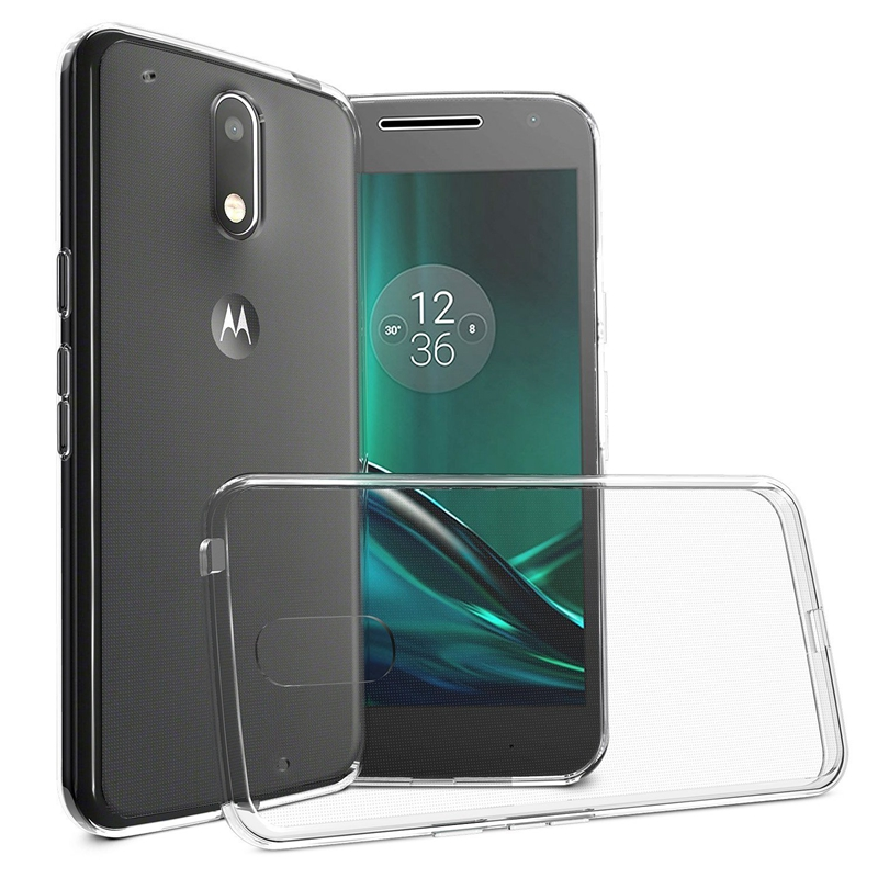 Ultra Thin Soft TPU Clear Phone Case Back Cover For Motorola G4 Plus Play G3 G2 G E E2 X Style Mobile Phone Bag Protective Cases(China (Mainland))