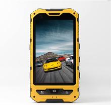 Crazy Gift+Original Quad core A9 IP68 Waterproof Dustproof CellPhones 1GB+8GB WCDMA 3G/GPS Android4.2 Smart Phone NFC OTG v8 v9(China (Mainland))