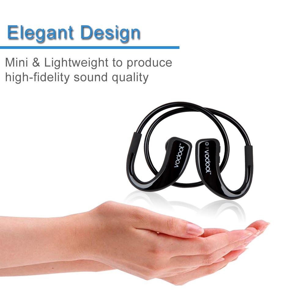 Wireless Bluetooth Earphone Neckband Sports Headset Car Driving Handsfree Music Stereo HD Voice Sweatproof Headphones Auricular