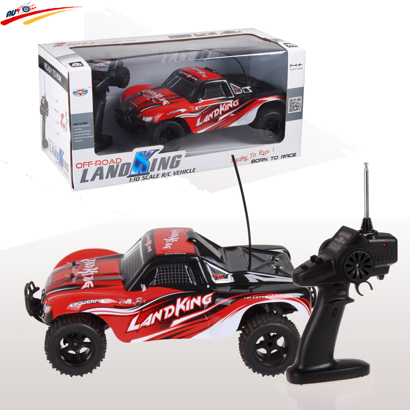 1:10 Scale RTR 25Km/h Rally Drifting Racing Car High Speed Electric Full Function RC Truck VehicleToy Rechargeable Car LK815(China (Mainland))