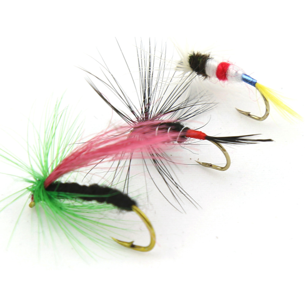 24pcs/Lot Pesca Fishing Lure Isca Artificial Butterfly Style Single Hookspeche Fly Fishing Lures Carp Fish Lure Dry Fly Lures(China (Mainland))
