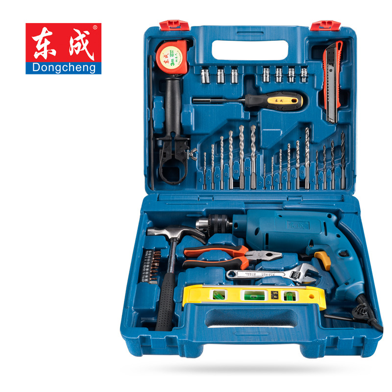 East electric tool drill suit multifunctional Z1J-FF02/04-13 drill gun drill