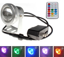 Underwater Fountain Light  for Pool Pond Aquarium
